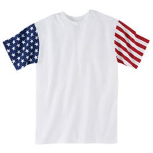 Adult Stars & Stripes T-Shirt Thumbnail