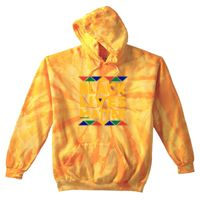 8.5 oz. Tie-Dyed Pullover Hood Thumbnail
